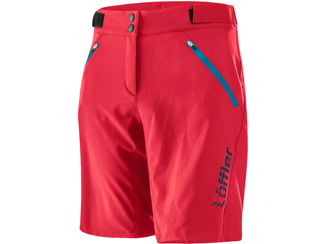 Löffler Evo ASL Bike Shorts Women flamenco